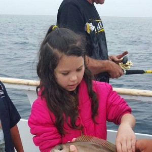 Kids Learning About Fish